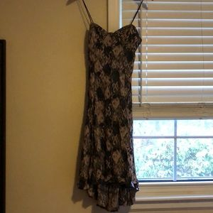 Free people size 0 midi dress